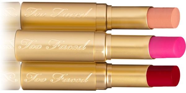 Too Faced Fall 2012 La Creme Lipstick Too Faced The Art of Sexy Collection for Fall 2012   Info, Photos & Prices