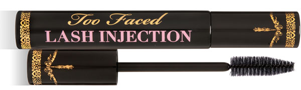 Too Faced Fall 2012 Lash Injection Mascara Too Faced The Art of Sexy Collection for Fall 2012   Info, Photos & Prices