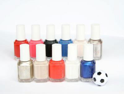 Essie World Cup 2014 Nail Polish Collection bottles Essie World Cup 2014 Nail Polish Collection   Sneak Peek