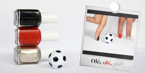 Essie World Cup 2014 Nail Polish Collection Essie World Cup 2014 Nail Polish Collection   Sneak Peek