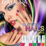 Isadora Summer 2012 Nails – Info & Photos