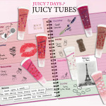 Lancome Juicy 7 Days Tubes & Powder Blush for Summer 2012 – Info & Photos