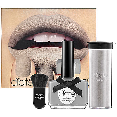 Velvet Manicure Cashmere set Ciate Velvet Manicure Collection for Fall 2012   Info, Photos & Prices