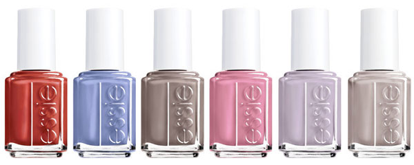Essie Yogaga Nail Polish Collection Fall 2012 Shades Essie Yogaga Nail Polish Collection for Fall 2012   Info, Photos & Prices