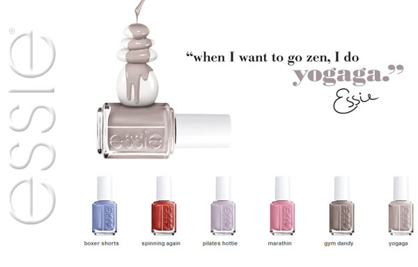 Essie Yogaga Nail Polish Collection Fall 20121 Essie Yogaga Nail Polish Collection for Fall 2012   Info, Photos & Prices