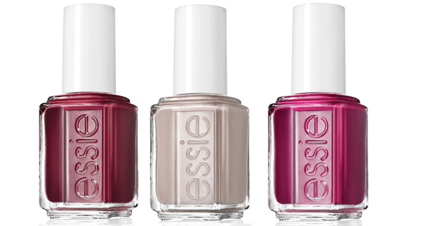 Essie fall 2012 Stylenomics Nail Polish Collection colors Essie Fall 2012 Stylenomics Collection – Official Info & Photos