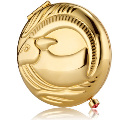 Estee Lauder Holiday 2012 Capricorn Compact Estee Lauder Holiday 2012 Compact Collection   Photos