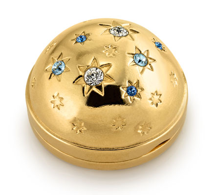 Estee Lauder Holiday 2012 Twinkling Sky Compact Estee Lauder Holiday 2012 Compact Collection   Photos