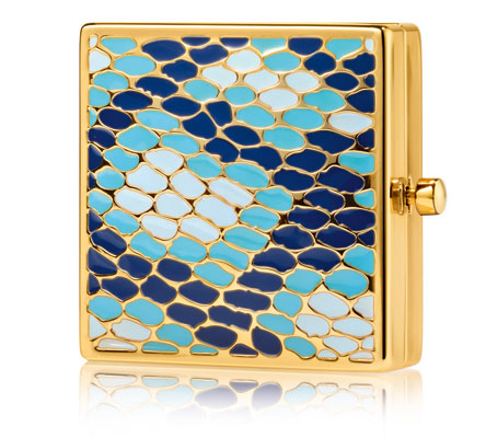 Estee Lauder Holiday 2012 Year of the Snake Compact Estee Lauder Holiday 2012 Compact Collection   Photos