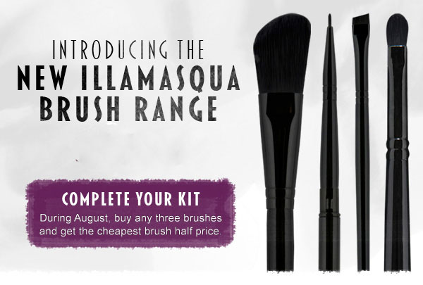 Illamasqua Brush Range Fall 2012 Illamasqua New Brush Range for Fall 2012   Info, Photos & Prices