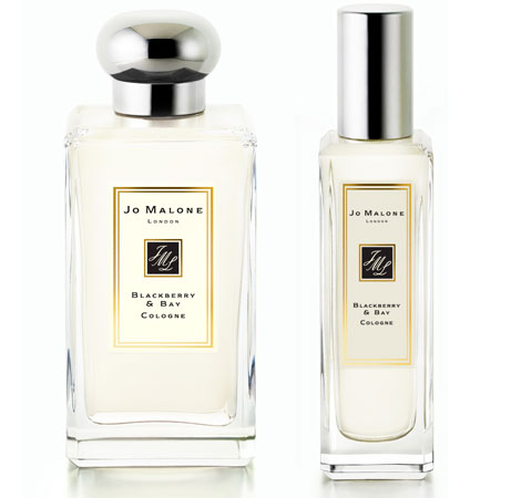 Jo Malone Fall 2012 The Blackberry Cologne Jo Malone The Blackberry & Bay Collection for Fall 2012   Info, Photos & Prices
