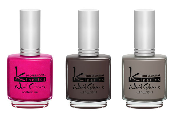 Kinetics Fall Winter 2012 Lets Pink Collection Shades 2 Kinetics Lets Pink Collection for Fall   Winter 2012   Info & Photos