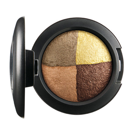 MAC Fall 2012 Mineralize Eyeshadow Golden Hours MAC Mineralize Eyeshadow Collection for Fall 2012   Info & Photos