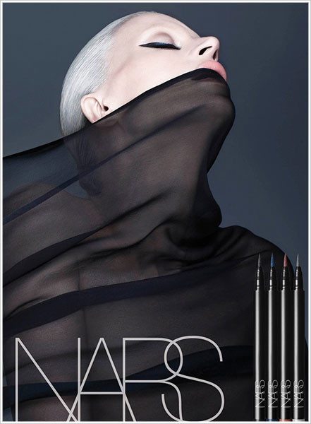 NARS Eyeliner Stylo Fall 2012 Promo NARS Eyeliner Stylo for Fall 2012   Info, Photos & Price
