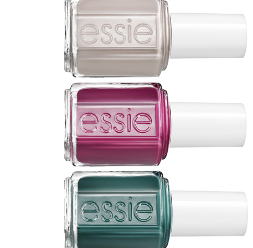 Essie Fall 2012 Stylenomics Collection promo2 Essie Fall 2012 Stylenomics Collection – Official Info & Photos