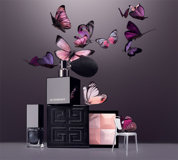 Givenchy Holiday 2012 Makeup Collection Givenchy Holiday 2012 Makeup Collection   Preview & Photos