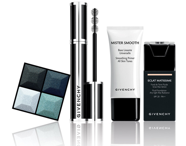 Givenchy Holiday 2012 Products Givenchy Holiday 2012 Makeup Collection   Preview & Photos