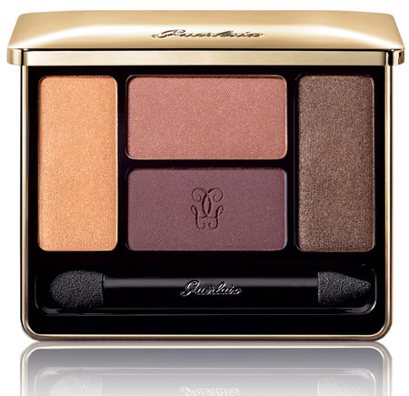 Guerlain Holiday 2012 Ecrin 4 Coulerus Temptation Guerlain Holiday 2012 Makeup Collection   Info & Photos