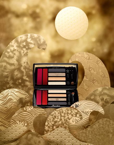 Guerlain Holiday 2012 Liu Eye Lips Palette Guerlain Holiday 2012 Makeup Collection   Info & Photos
