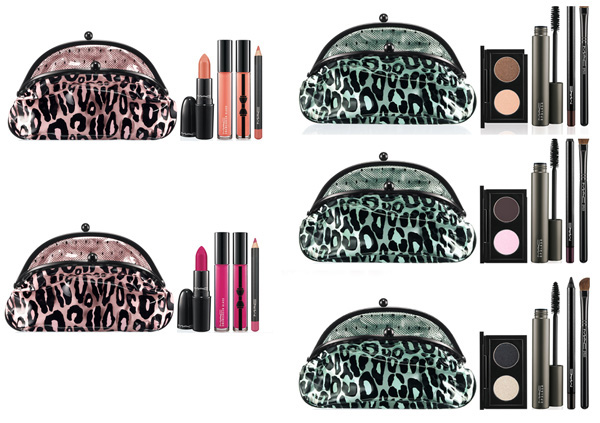 MAC Holiday 2012 Gift Sets MAC Glamour Daze Holiday 2012 Collection & Gift Sets   Sneak Peek