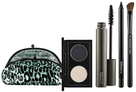 MAC Holiday 2012 Leopard Eye Gift Set MAC Glamour Daze Holiday 2012 Collection & Gift Sets   Sneak Peek