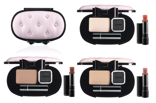 MAC Holiday 2012 Powder Eyeshadow Lipstick Palette MAC Glamour Daze Holiday 2012 Collection & Gift Sets   Sneak Peek