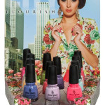 China Glaze City Flourish Collection Spring 2014