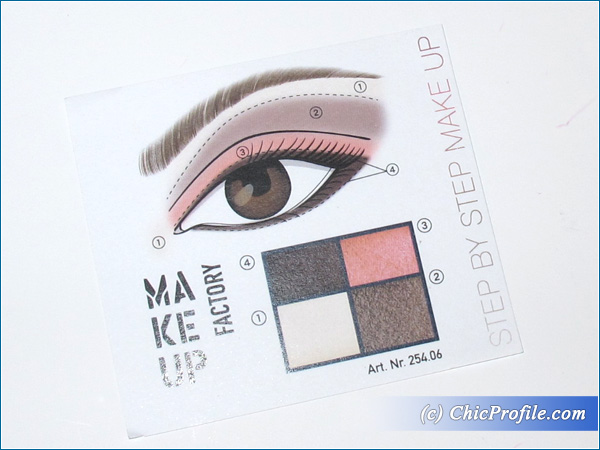 Make-Up-Factory-Enchanted-Earth-Palette-Face-Chart