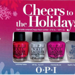OPI Cheers To The Holidays Set 2013