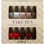 OPI Take Ten Holiday 2013