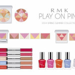 RMK Play On Pink Collection Spring Summer 2014