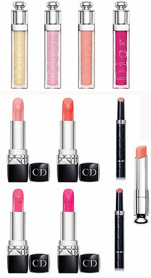 Dior Spring 2014 Makeup Collection - Beauty Trends and ...
