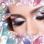 Isadora Holographic Nails Holiday 2013