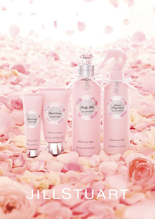 Jill-Stuart-Holiday-2013-Tuberose-Rose-Collection