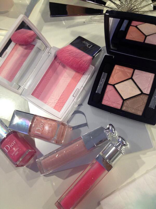 Dior Snow Collection Spring 2014 - First Look - Beauty ...
