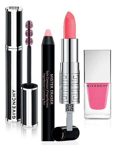 Givenchy-Spring-2014-Over-Rose-Makeup