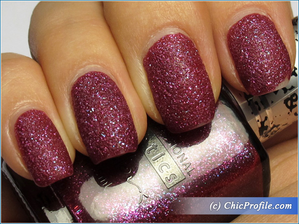 Kinetics-Crying-Lamborgini-Nail-Polish-Swatch-4-Days