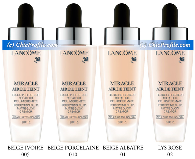 Lancome Miracle Air de Teint Spring 2014 - Beauty Trends and Latest Makeup Collections | Chic ...