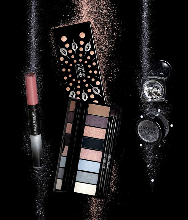 Make Up For Ever Midnight Glow Collection Holiday 2013 – Beauty ...