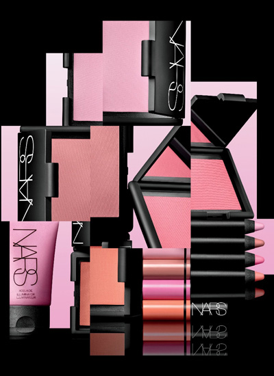 NARS Final Cut, Edge of Pink Spring 2014 Makeup Collection