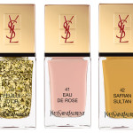 YSL La Laque Couture Spicy Collection Spring 2014