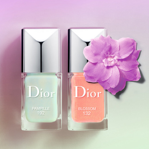 5469ad8d06 Dior In Bloom Kingdom of Colors Collection 2014 - Beauty Trends and ...