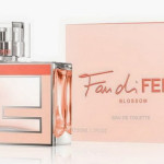 Fan di Fendi Blossom for Spring 2014