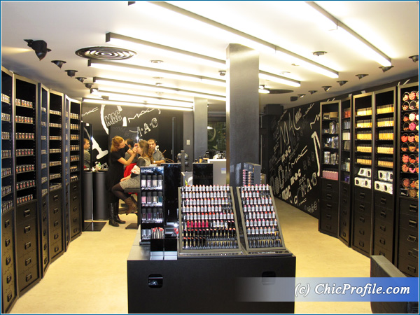 Mac Store Lipscani Pop Up Beauty Trends And Latest