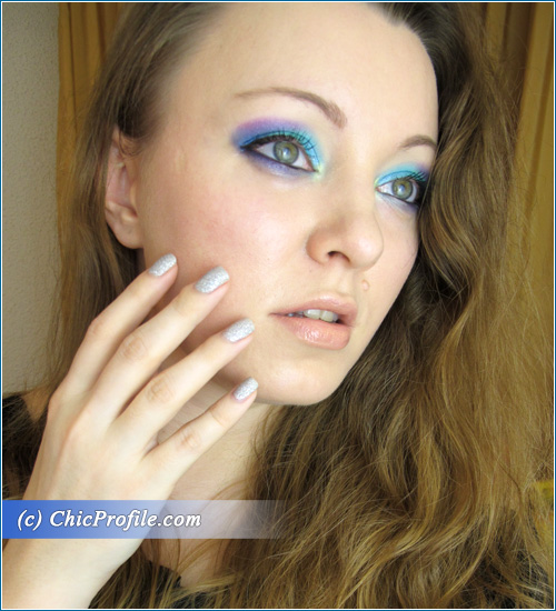 Aquatic-Makeup-Look