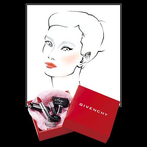 Givenchy-Elegant-Look-2014