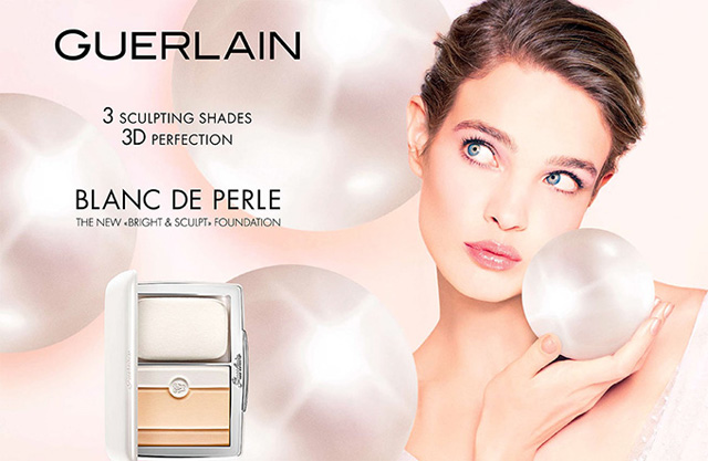 Guerlain Blanc de Perle Spring 2014 Makeup Collection