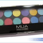 MUA Poptastic Eyeshadow Palette – Review, Swatches, Photos