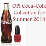 OPI Coca Cola Collection for Summer 2014