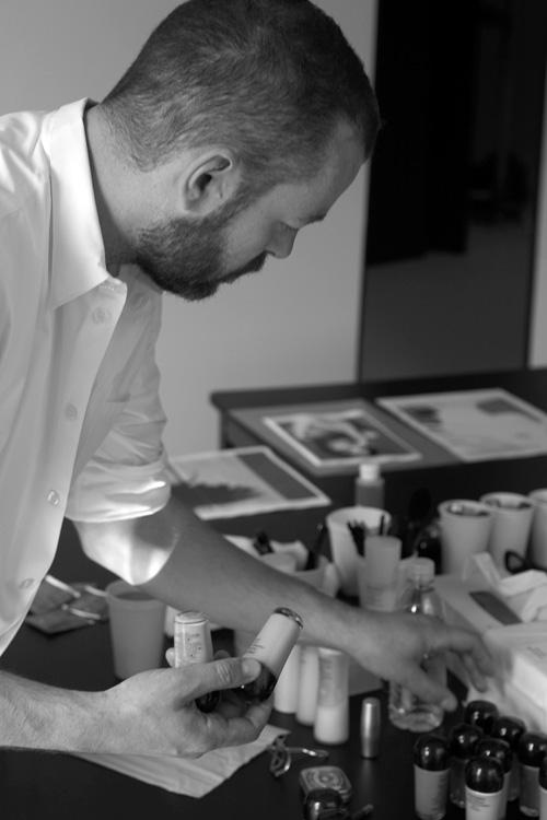 Shiseido-2014-Dick-Page-Working